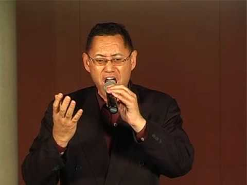 "Barney Manaia ""Angels"" NZ 50 Plus Karaoke Championship"
