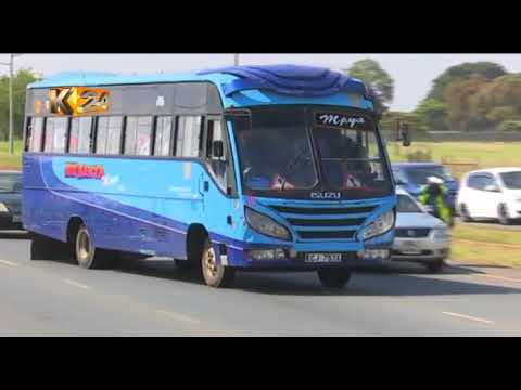 Kenya Mpya Bus Company suspended following public complains
