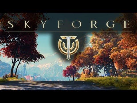 Skyforge / İlk Bakış Ve Oynanış[GamePlay & FirstLook ]Wizard & Cleric Class/ MMORPG