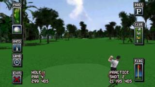 World Cup Golf Hyatt Dorado Beach  ~ 3DO