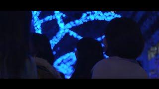 青のイルミネーション。中目黒の「青の洞窟」が美しい