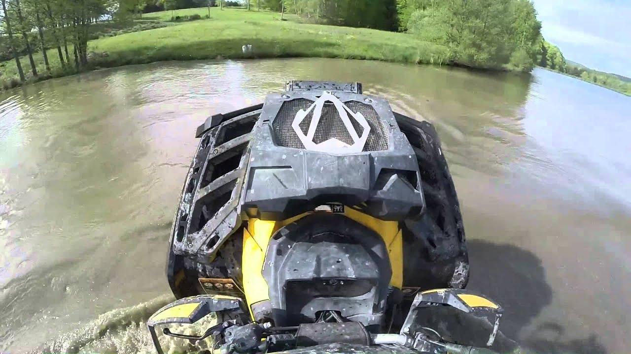 Can Am Renegade 1000 Xxc Kit Snorkel Vs Outlander 1000 Xt