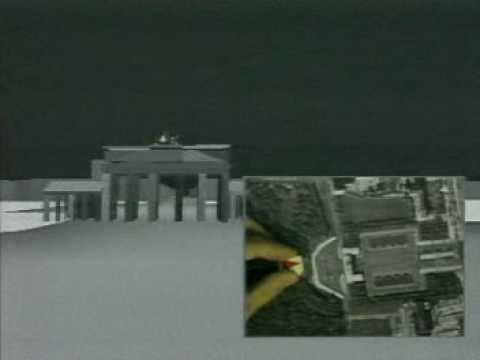 Berlin Cyber City (1989-90) by Monika Fleischmann & Wolfgang Strauss