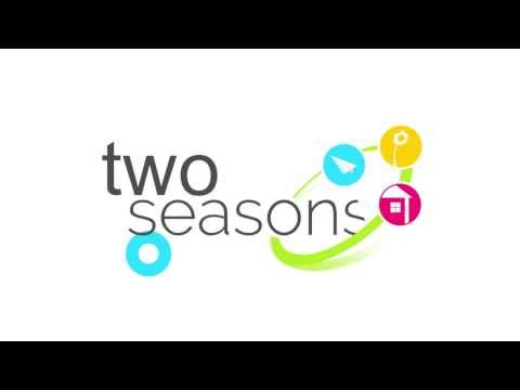 Two Seasons Logo Animation - Animated Logo (Video)