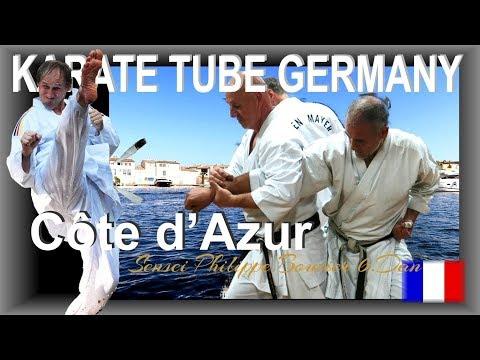 Karate Côte d'Azur France FREJUS 2017 Juergen Mayer