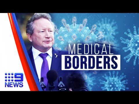 Twiggy Forrest Sources Medical Supplies For WA