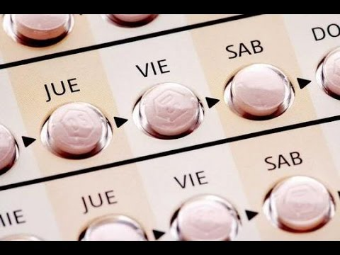 Pastillas anticonceptivas dejar de tomar