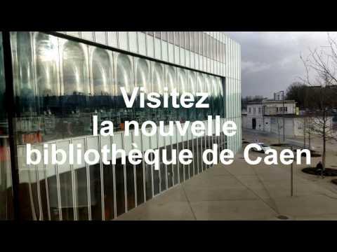 Bibliothèque Alexis de Tocqueville by OMA