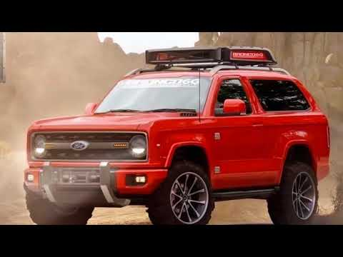 WOW !!! Next Ford Bronco It Will Take A Miracle For Debut To Happen In 2018