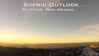 Scenic Outlook - Ruidoso, New Mexico