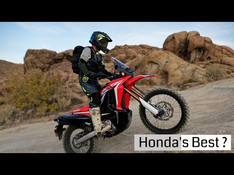 Honda CRF250L Rally The Most Affordable Adventure Bike #dualsport #crf250rally #Adventurebike