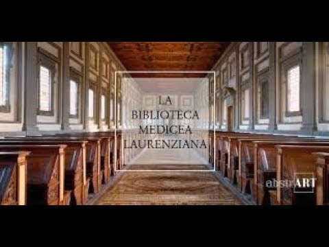 Caminando por la Biblioteca Medicea Laurenziana. Florencia. Italia from YouTube · Duration:  1 minutes 44 seconds