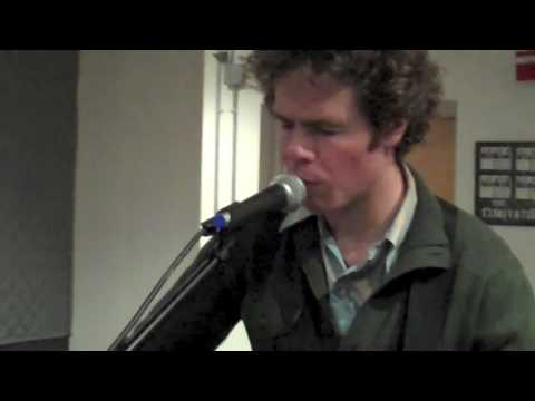 Josh Ritter TourVid #1: Band Rehearsal (