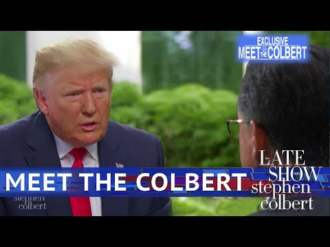 Stephen Colbert, Seth Meyers, and Trevor Noah are glad Trump saved us from Trump's bloody Iran war