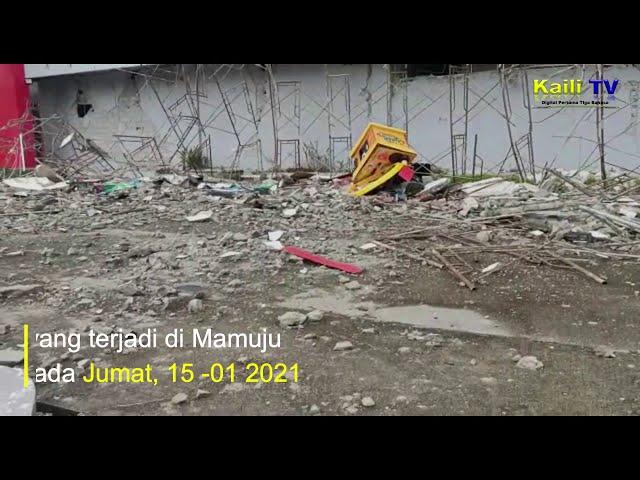 Kebanggaan Sulbar, Maleo dan Matos Hancur Karena Gempa