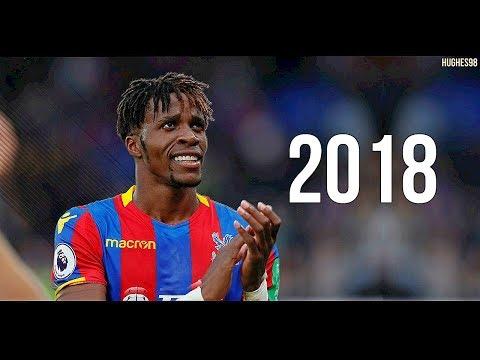 "Wilfried Zaha 2018 - ""Born Ready"" Crazy Skills & Goals HD"