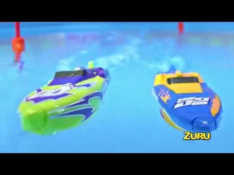 Micro Boats   Extreme speed and racing action!!
