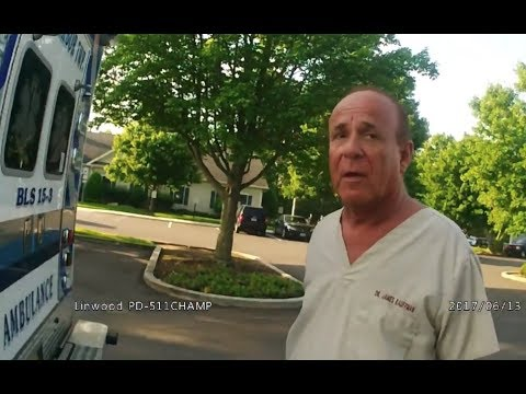 FULL body camera footage from James Kauffman arrest