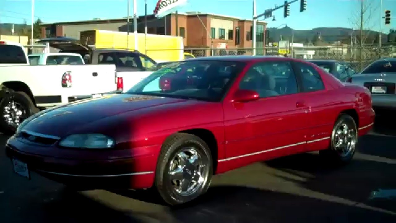 1995 chevy monte carlo ls coupe sold youtube 1995 chevy monte carlo ls coupe sold