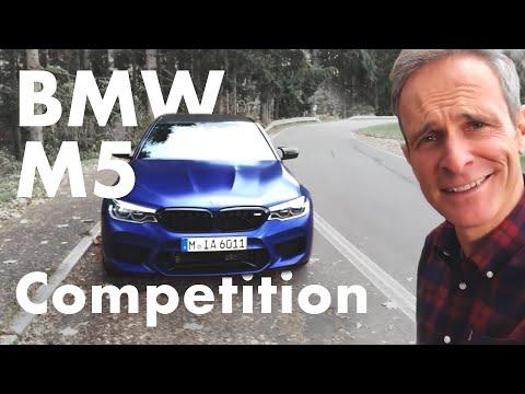 MARINA   BMW M5 Competition   Auf meiner Hausstrecke