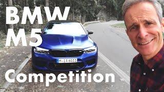 MARINA | BMW M5 Competition | Auf meiner Hausstrecke | Matthias Malmedie