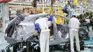 Fabricacion Honda HR-V en la Planta de Campana