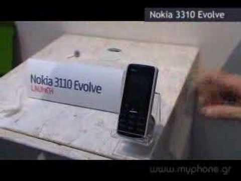 nokia 3110 evolve youtube. Black Bedroom Furniture Sets. Home Design Ideas