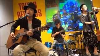 2013/4/18@タワーレコードNU茶屋町店インストアライブ 『LOVE』FoZZton...