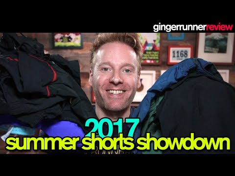 2017 SUMMER RUNNING SHORTS SHOWDOWN | The Ginger Runner
