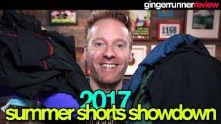 2017 SUMMER RUNNING SHORTS SHOWDOWN | The Ginger Runner