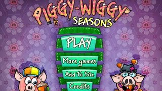 Piggy Wiggy Seasons-Game Show