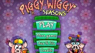 Piggy Wiggy Seasons-Game Show