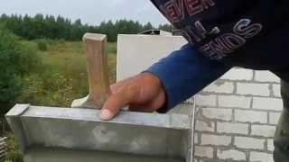 Газосиликатные блоки - строю сам - часть 2(, 2014-08-16T16:35:49.000Z)