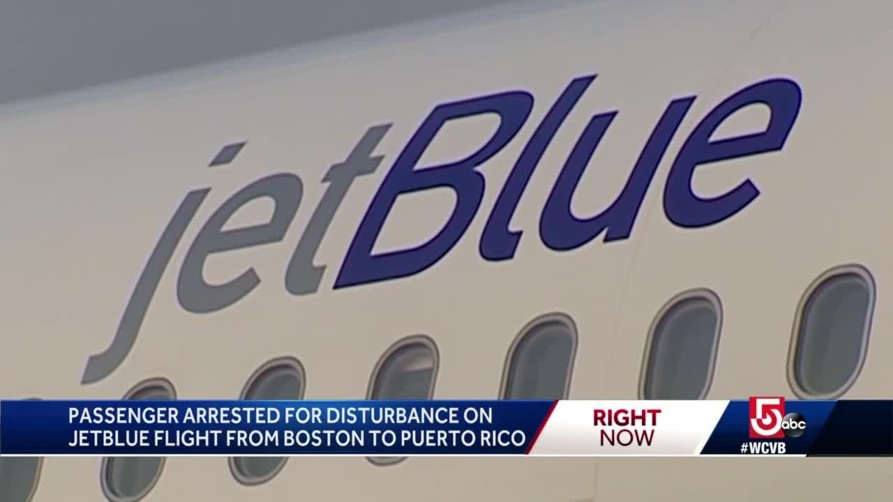 Passenger on JetBlue flight tried to storm cockpit, choke flight ...