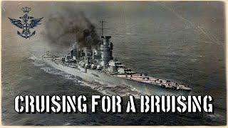 World of Warships - Cruising For A Bruising