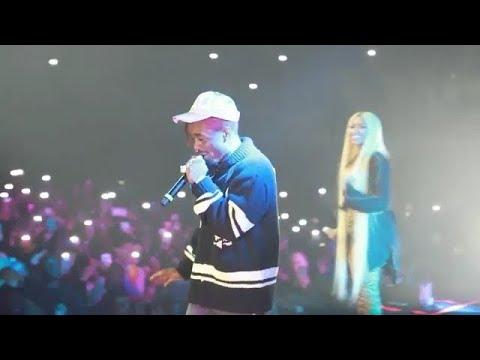 "LIL UZI VERT Brings Out Nicki Minaj ""The Way Life Goes"" Remix"