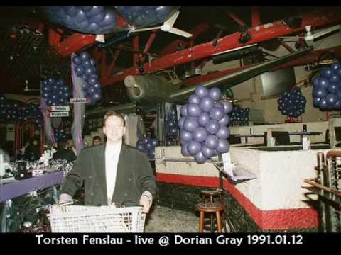 Torsten Fenslau - live @ Dorian Gray 1991.01.12