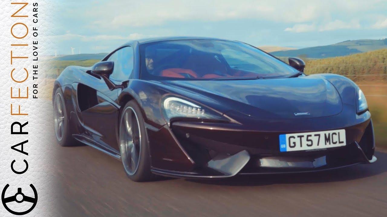 McLaren Origin Story