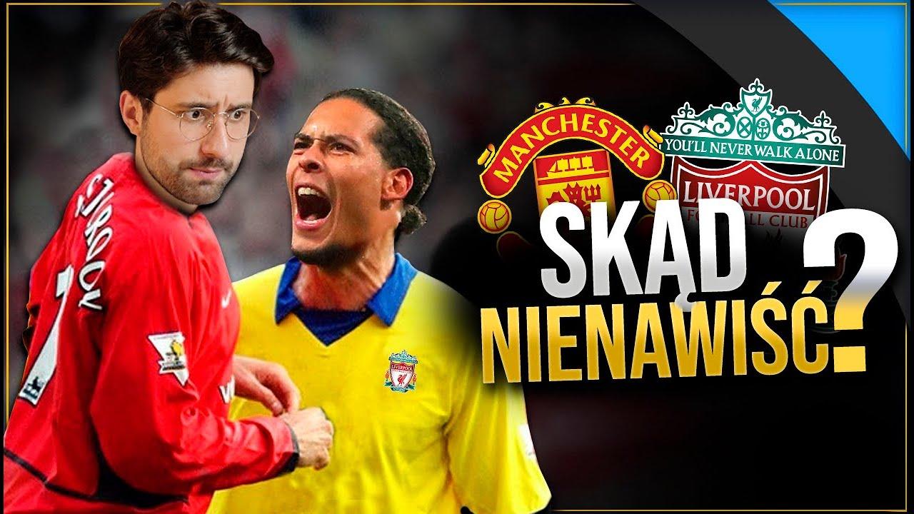 Dlaczego Manchester United i Liverpool się nienawidzą?
