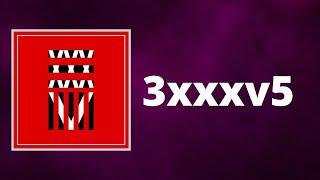 ONE OK ROCK - 3xxxv5 (Lyrics)
