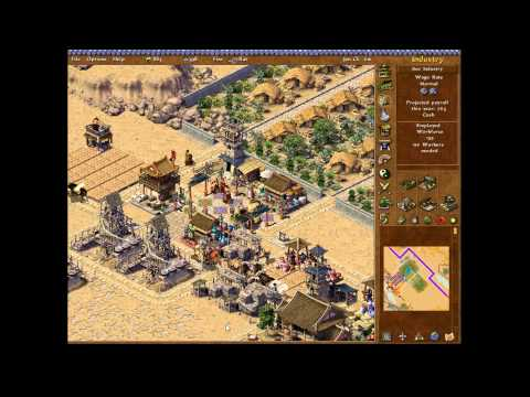 Emperor: Rise of the Middle Kingdom - Sui-Tang Dynasty - Refurbish Job