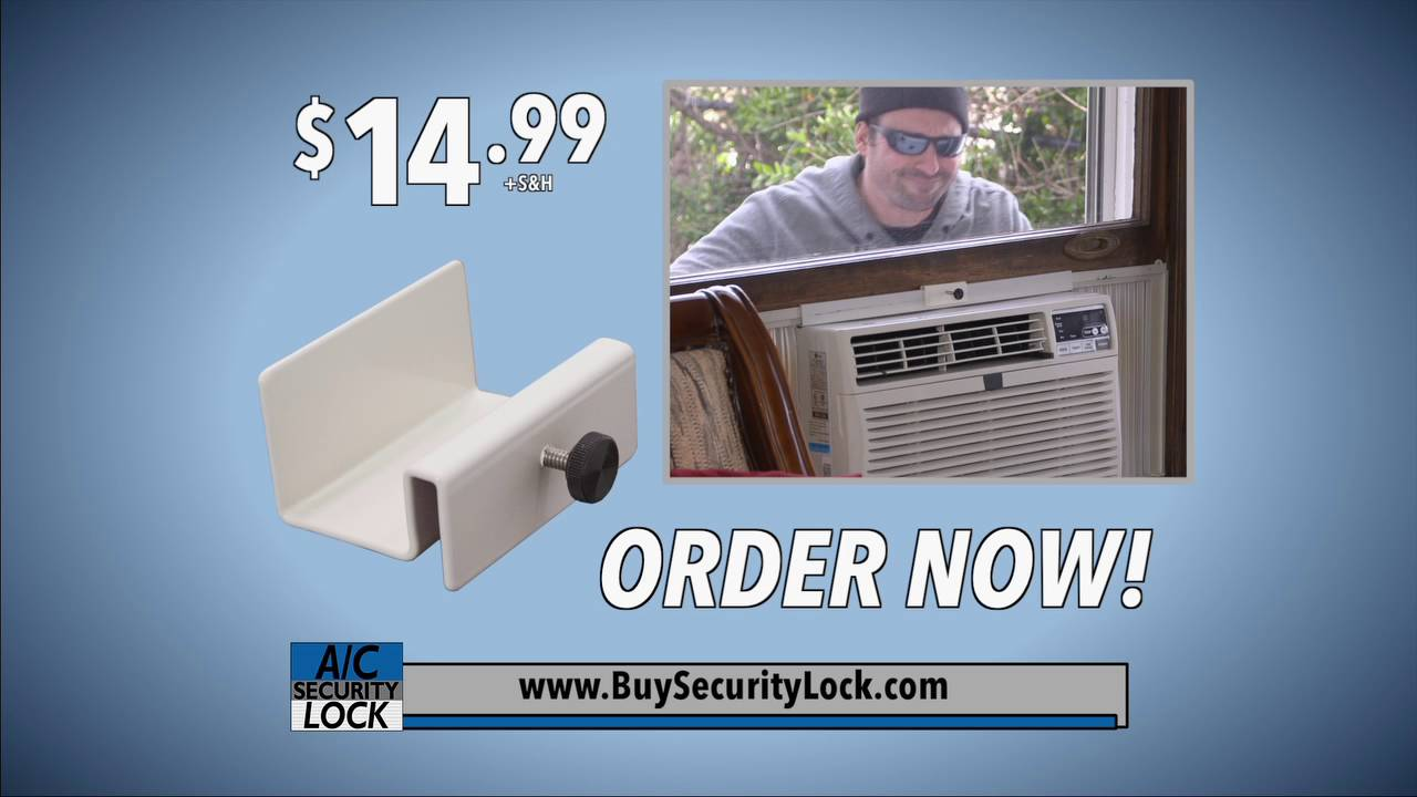 Ac Secuity Lock Official Infomercial