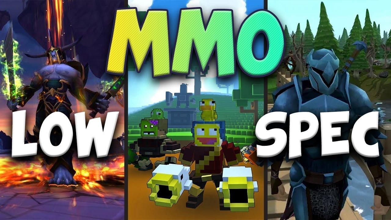 MMORPG Games List