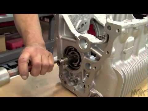 Classic Mini Remote Gearbox Rebuild Youtube