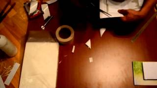 Изготовление книги и блокнотов в домашних условиях(В данном видеоролике вы сможете увидеть практически весь процесс изготовления книги, блокнота и т.д. в твер..., 2015-04-01T19:01:13.000Z)