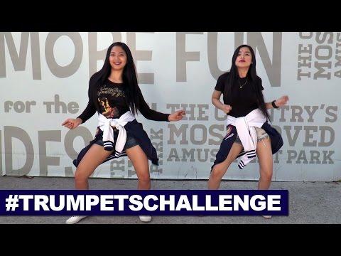 Trumpets Challenge  ngYes FM Manila!