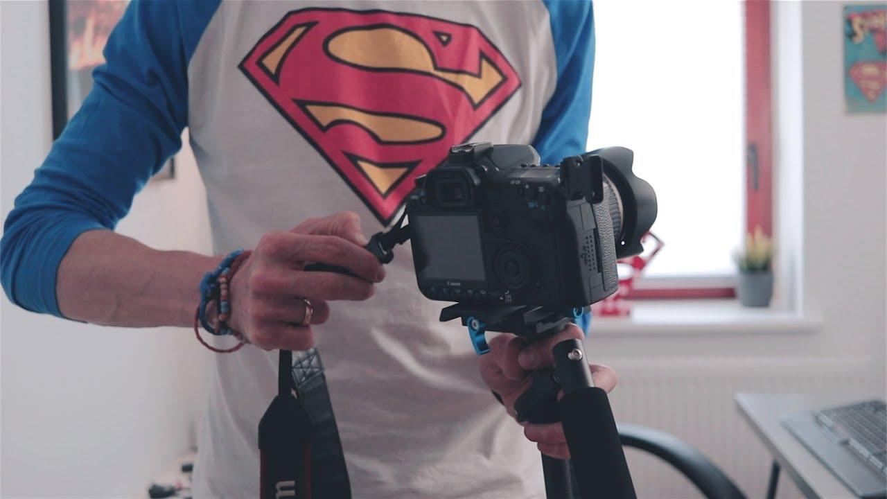 Zupełnie nowe Pasek do aparatu z SZYBKOZŁĄCZKĄ! DIY // JKNS #10 - YouTube EV34