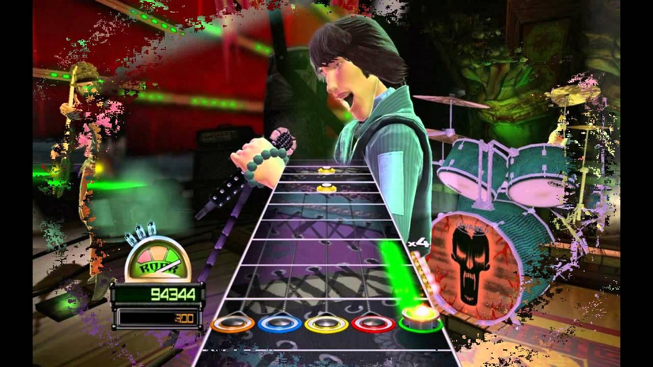Guitar Hero Gitarre Pc