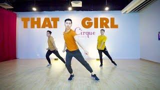 Dạy nhảy cơ bản | That Girl - Olly Murs | Dancing with Minhx