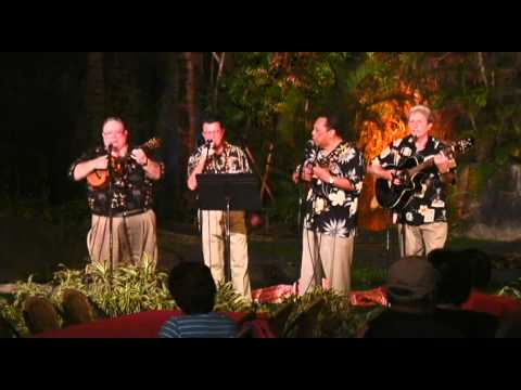 "The Eldares sing ""Masi Samoa"" at PCC, 2008"